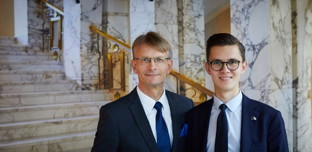 Vaalipäällikköni on Sami Matikainen.